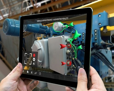 Employers are looking for new ways to train employees, including using augmented reality via a digital device to enhance learning. For example, employees can learn about different parts of a machine and how it works.