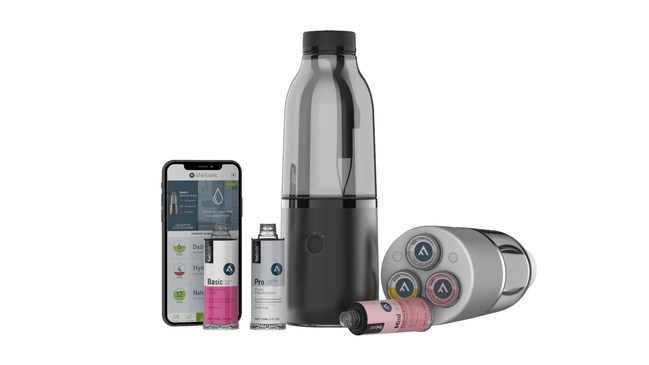 LifeFuels, the world's first portable beverage maker