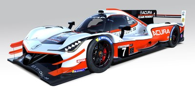 Unveiled today, the Acura Team Penske livery for the 2019 IMSA WeatherTech SportsCar Championship will feature the distinctive white, orange and black colors utilized by Acura?s three-time consecutive championship-winning program in IMSA prototype competition from 1991-93.