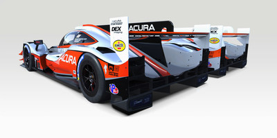 Unveiled today, the Acura Team Penske livery for the 2019 IMSA WeatherTech SportsCar Championship will feature the distinctive white, orange and black colors utilized by Acura's three-time consecutive championship-winning program in IMSA prototype competition from 1991-93.