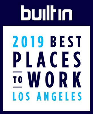 Built In LA 2019 Best Places to Work