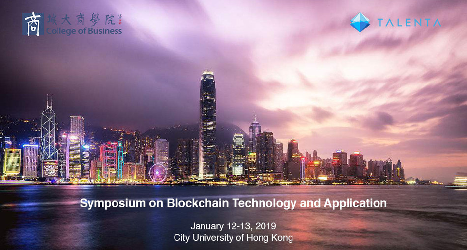 The first symposium in the region that brings academia and industry together on an integrated platform, driving innovation and application of the blockchain technology.