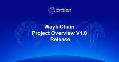 WaykiChain Aims Beyond Blockchain Industry