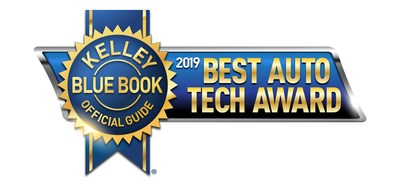 Technology has blossomed into one of the last great differentiators among competing vehicles, and today Kelley Blue Book has named the 2019 Best Auto Tech Award winners that continue to push the digital envelope. The Best Auto Tech Awards honor the models with the most advanced infotainment, convenience and active safety features at a great value to car buyers.