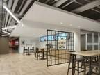 Une des vingt& stations de café et thé au siège social de Tim& Hortons. Crédit photographie& : A Frame Inc. (Groupe CNW/Tim Hortons)