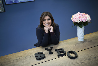 Naz Amarchi-Cuevas has been promoted to Chief Commercial Officer of SYBO Games,