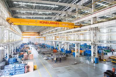 Konecranes is using Siemens' MindSphere and Teamcenter software to leverage the digital twin and reduce the number of physical prototypes required for the product development process.