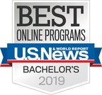 U.S. News & World Report Names Embry-Riddle Aeronautical University the Top U.S. Online Undergraduate Educator
