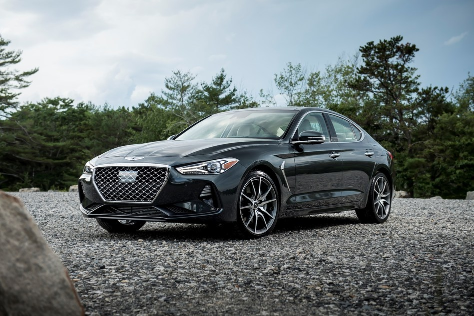 Genesis G70 – AutoGuide's 2019 Car of the Year.