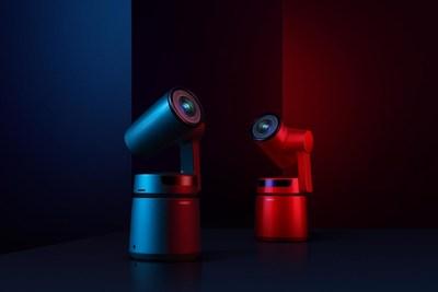 Le produit phare de Remo Tech : la OBSBOT Tail, soit la première caméra « auto-director » avec intelligence artificielle au monde (PRNewsfoto/OBSBOT)