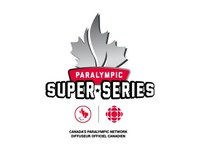 Logo: Paralympic Super Series (CNW Group/Canadian Paralympic Committee (CPC))