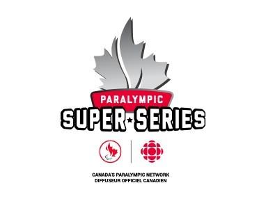Logo : Super Série paralympique (Groupe CNW/Comité paralympique canadien (CPC))