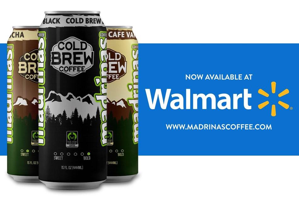 (PRNewsfoto/Madrinas Coffee)