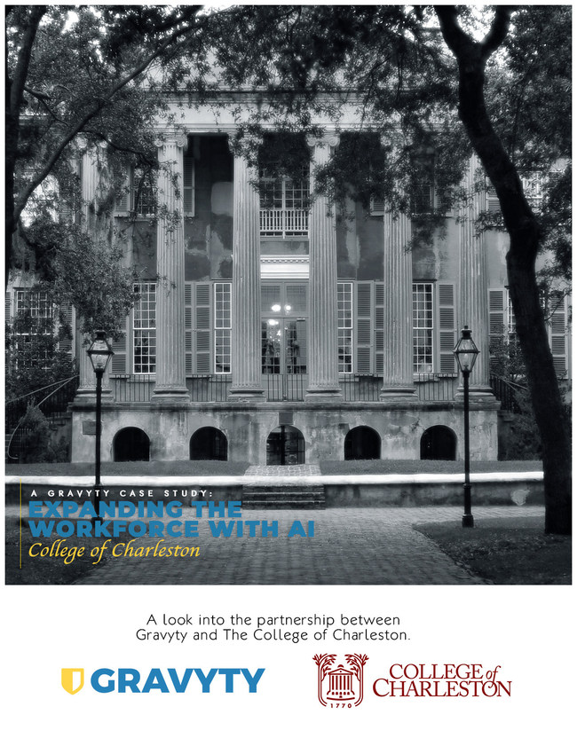 Gravyty College of Charleston Case Study