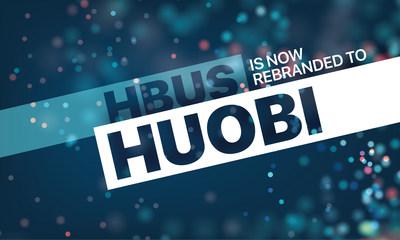 HBUS is rebranded to Huobi