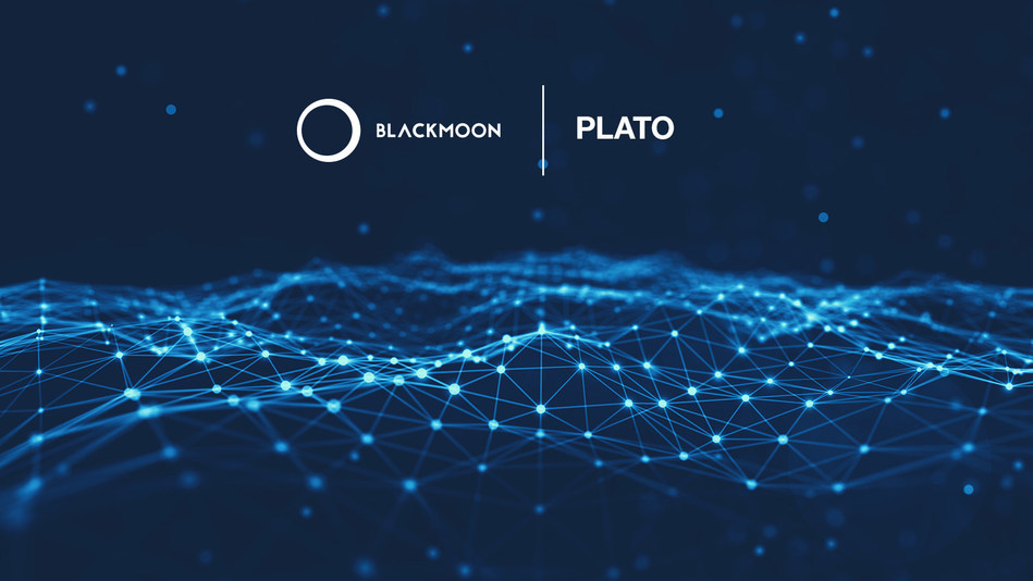 "Blackmoon and Plato Technologies Forge Strategic Partnership to Facilitate Launching of New ""on-the-fly"" ETx's (PRNewsfoto/Blackmoon & Plato)"