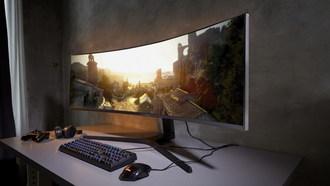 Les nouveaux moniteurs de 2019 de Samsung sont conçus pour les espaces de travail modernes et les jeux de nouvelle génération (Groupe CNW/Samsung Electronics Canada)