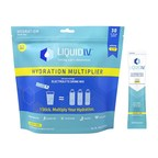 Liquid I.V.'s Hydration Multiplier 30ct, available at Costco Warehouses in Lemon Lime and online at Costco.com in Lemon Lime and Acai Berry.