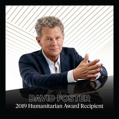 The David Foster Foundation Congratulates David Foster on JUNO Humanitarian Award