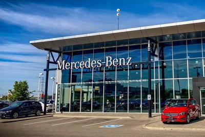 Mercedes-Benz Canada est heureuse d'annoncer ses Concessionnaires Étoiles 2019 : les 11 meilleures concessions du réseau national de la compagnie, qui compte 59 établissements de détail. (Groupe CNW/Mercedes-Benz Canada Inc.)