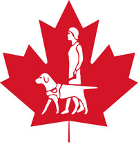 Canadian Guide Dogs for the Blind. (CNW Group/Canadian Guide Dogs for the Blind)