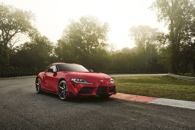 In January 2019, the fifth-generation GR Supra – the first global Toyota GAZOO Racing model – makes its undisguised world debut at the North American International Auto Show in Detroit.