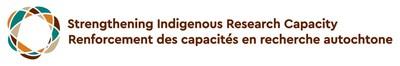 Logo : Renforcement des capacités en recherche autochtone (Groupe CNW/Conseil de recherches en sciences humaines du Canada)