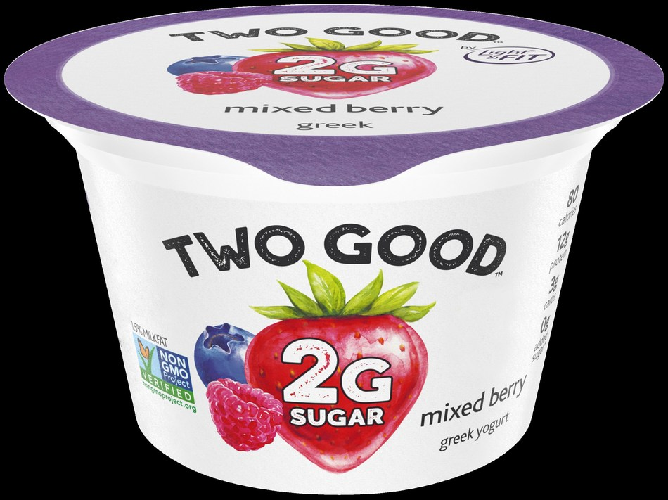 Two Good Mixed Berry Greek Lowfat Yogurt