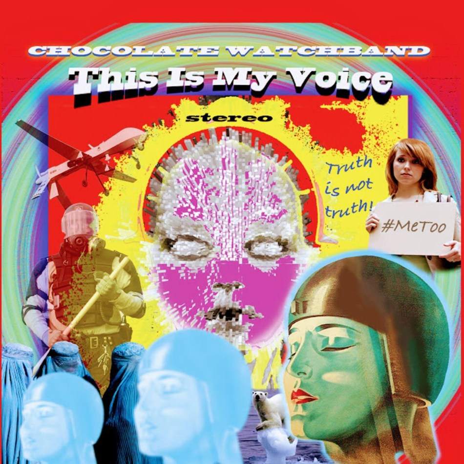 "The Chocolate Watchband - ""This Is My Voice"" (PRNewsfoto/Dirty Water Records)"