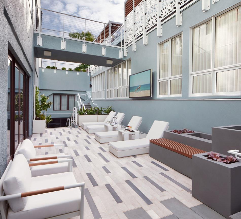 (PRNewsfoto/Casa Madrona Hotel & Spa)