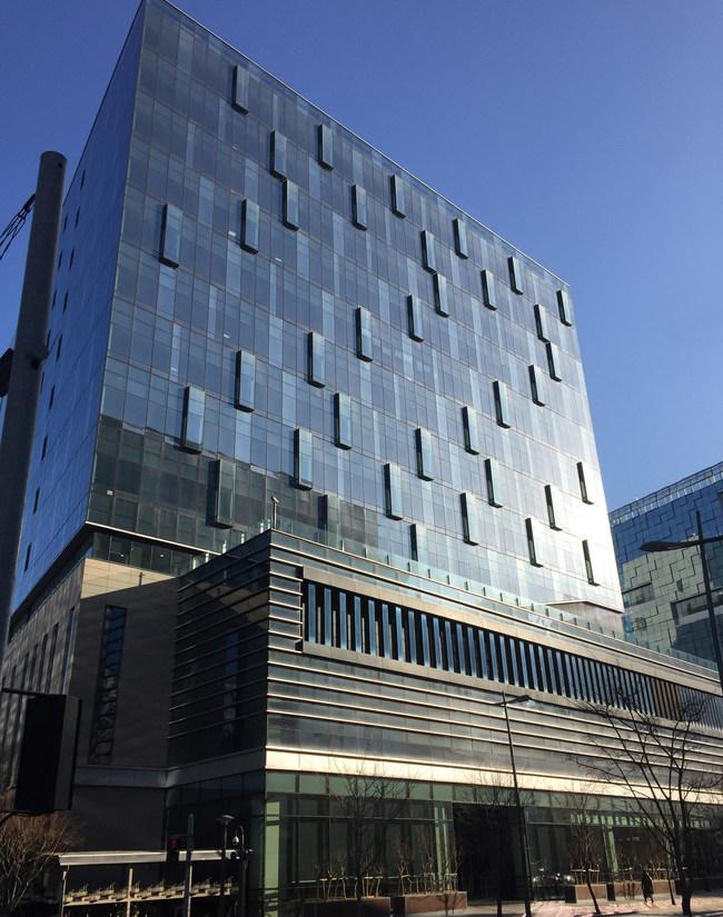 Equinix SL1 International Business Exchange (IBX) in Seoul, South Korea