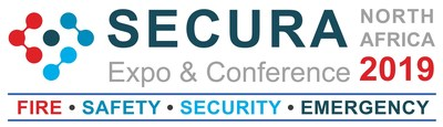 SECURA North Africa 2019 logo
