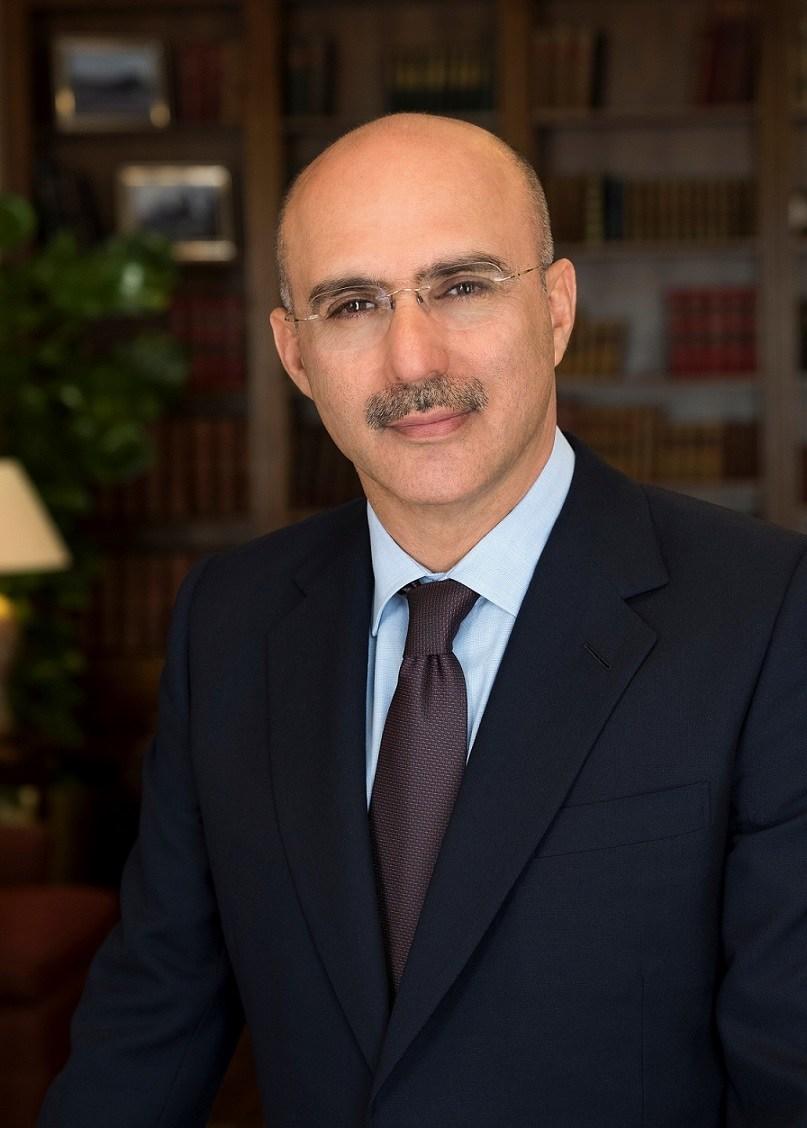 Mohammed Alardhi, Executive Chairman of Investcorp