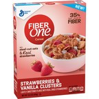 Fiber One Introduces New Fiber-Rich Cereal Made With Real Strawberries