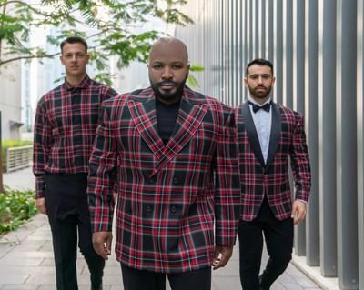 FRANKLIN EUGENE ICON的2019-2020秋冬男装系列在米兰时装周亮相