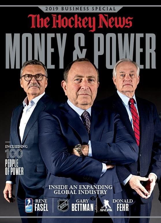 Money & Power cover