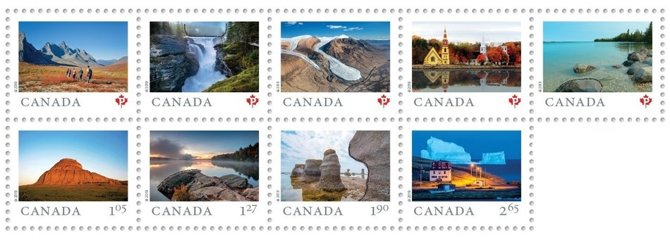 From Far and Wide returns (CNW Group/Canada Post)
