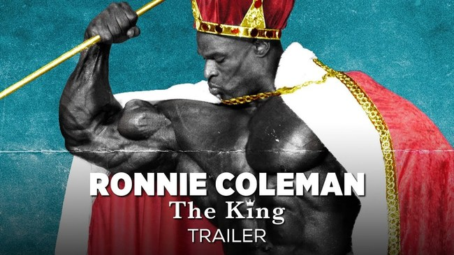 Movie documenting the life of bodybuilding's living legend Ronnie Coleman.