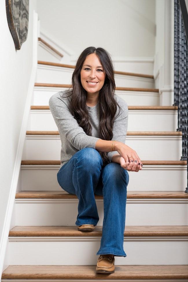 Author Joanna Gaines
