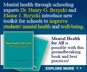 New Book with 3 High-Impact Practices: https://www.amazon.com/Mental-Health-All-Toolkit-Teachers/dp/0988716186/ref=tmm_pap_swatch_0?_encoding=UTF8&qid=&sr=
