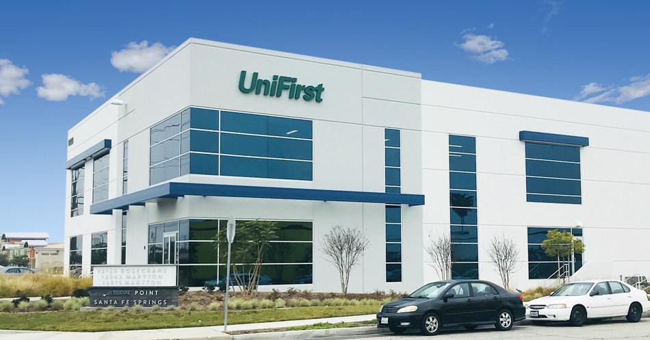 (PRNewsfoto/UniFirst Corporation)