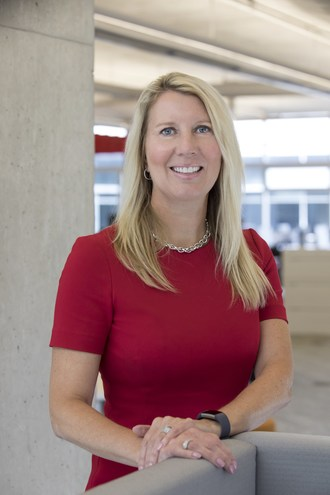 Sarah Davis, President, Loblaw Companies Limited (CNW Group/Loblaw Companies Limited)