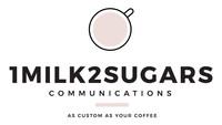 Logo : 1Milk2Sugars (Groupe CNW/1milk2sugars PR)