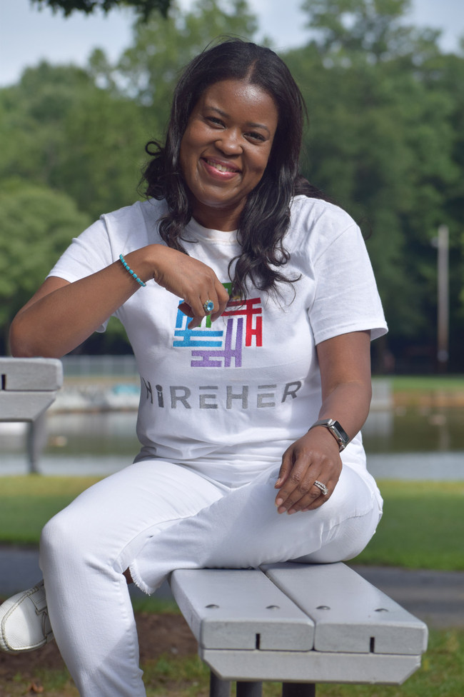 Founder & CEO of HireHer