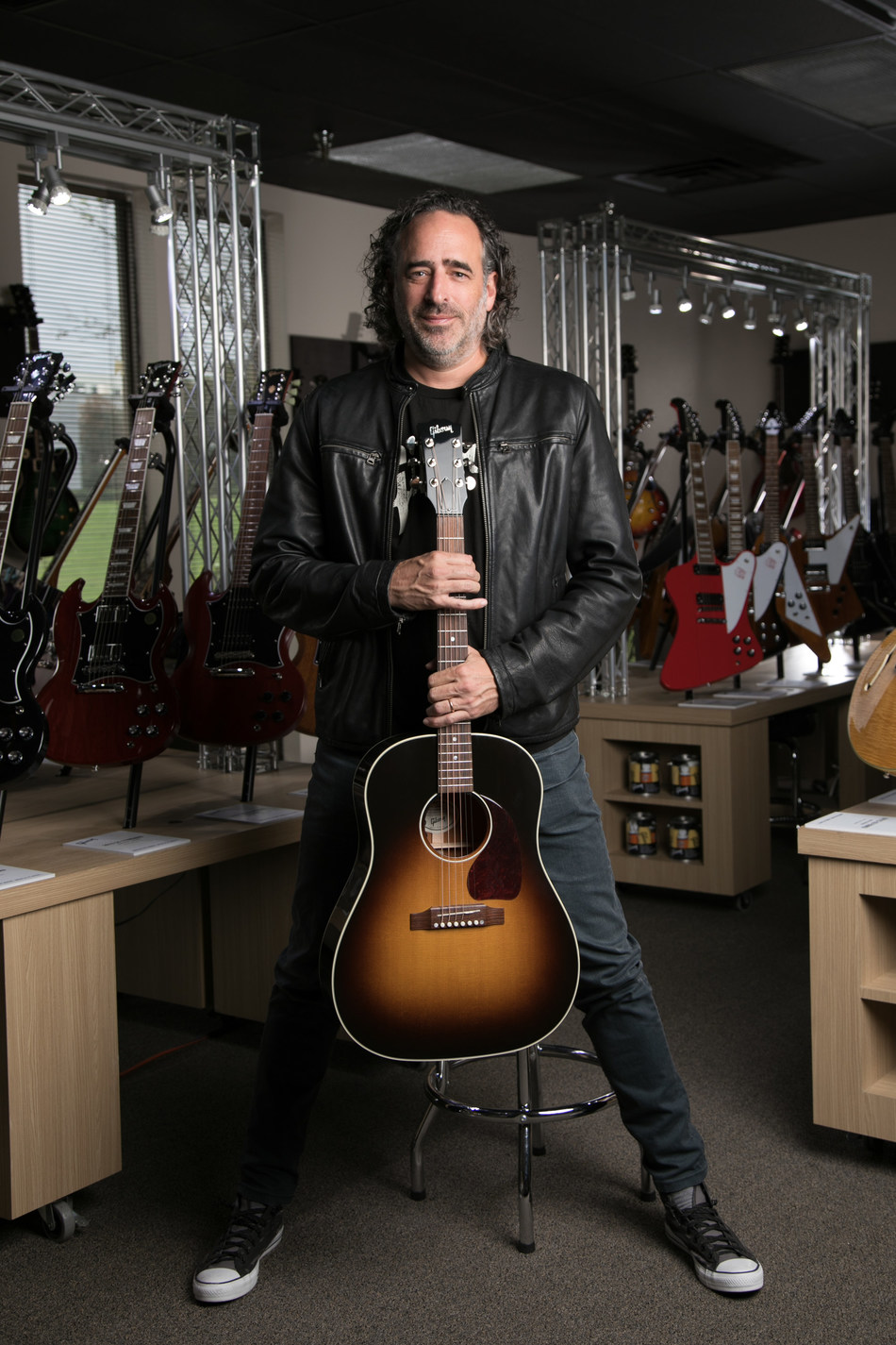 "James ""JC"" Curleigh, President and CEO of GIBSON."