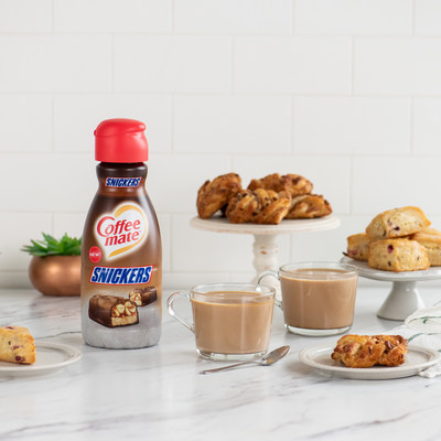 Coffee mate® SNICKERS® Creamer