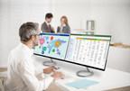 Sharp Launches New Space-Saving Desktop Monitors