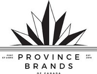 Province Brands of Canada developed a patent-pending process to create the world's first beers brewed from cannabis while utilizing parts of the cannabis plant which would otherwise have no commercial value. (CNW Group/Province Brands of Canada) (CNW Group/Province Brands of Canada)