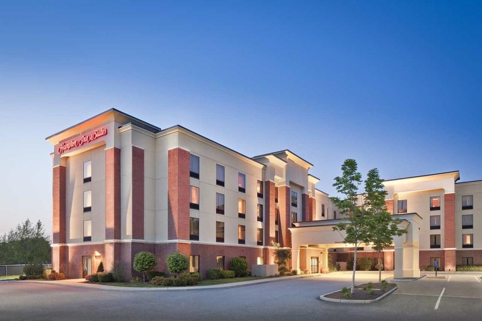 Hampton Inn & Suites Providence-Smithfield - Smithfield, RI