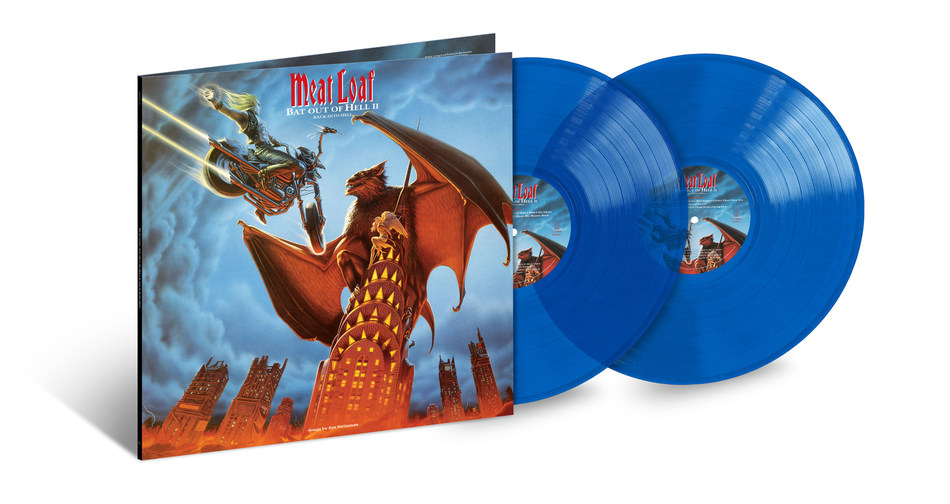 Meat Loaf's quintuple platinum-certified 1993 album, 'Bat Out of Hell II: Back Into Hell,' and his platinum-certified 1995 album, 'Welcome to the Neighbourhood,' will make their U.S. vinyl debuts with new 2LP vinyl editions to be released worldwide on February 8 by Geffen/UMe. In the U.K., both albums are making their first return to vinyl since their original release.